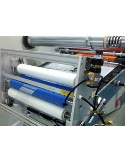Membrane dust removal machine