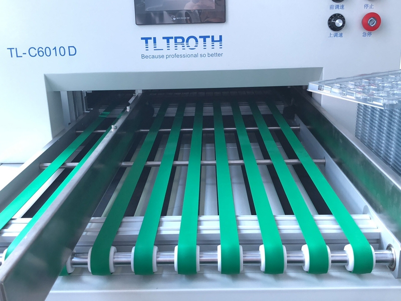 C6010D5 Pallet Cleaning Series